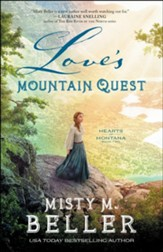 Love's Mountain Quest (Hearts of Montana Book #2) - eBook
