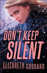 Don't Keep Silent (Uncommon Justice Book #3) - eBook