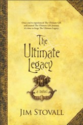 The Ultimate Legacy: A Novel - eBook