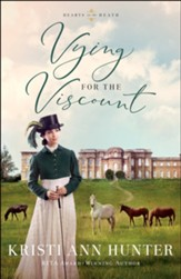 Vying for the Viscount (Hearts on the Heath) - eBook