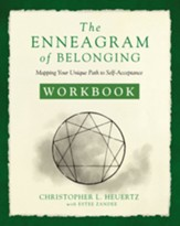 The Enneagram of Belonging Workbook: A Compassionate Journey of Self-Acceptance - eBook