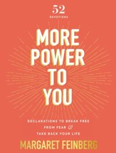 More Power to You: Declarations to Break Free from Shame and Take Back Your Life - eBook