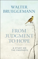 From Judgment to Hope: A Study on the Prophets - eBook