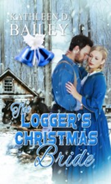 The Logger's Christmas Bride - eBook
