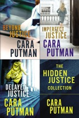 The Hidden Justice Collection: Beyond Justice, Imperfect Justice, Delayed Justice / Digital original - eBook