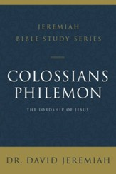 Colossians and Philemon: The Lordship of Jesus - eBook