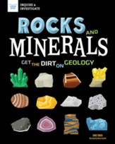 Rocks and Minerals: Get the Dirt on  Geology - eBook