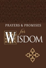 Prayers & Promises for Wisdom - eBook