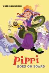 Pippi Goes on Board - eBook