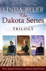 The Dakota Series Trilogy: Three Spirited Novels by a Beloved Amish Writer - eBook