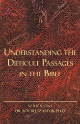 A Hebrew Understanding of the Difficult Passages in the Bible - eBook