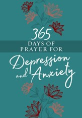 365 Days of Prayer for Depression & Anxiety - eBook