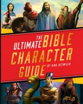 The Ultimate Bible Character Guide - eBook