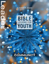 Bible Lessons for Youth Summer 2020 Leader: Community - eBook