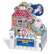 Mother Goose's House -Boardbook