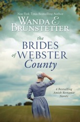 The Brides of Webster County: 4 Bestselling Amish Romance Novels - eBook