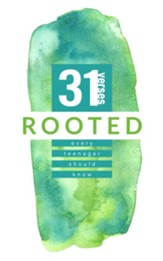 Rooted: 31 Verses Every Teenager Should Know - eBook