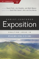 Exalting Jesus in Psalms 51-100 - eBook