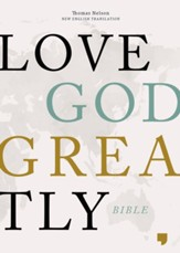 NET, Love God Greatly Bible, Ebook: Holy Bible - eBook