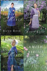 The Amish Mercies Collection: Abiding Mercy, Arms of Mercy, Steadfast Mercy / Digital original - eBook