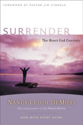 Surrender: The Heart God Controls - eBook