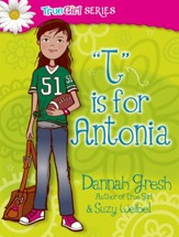 T is for Antonia - eBook