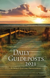 Daily Guideposts 2021: A Spirit-Lifting Devotional - eBook