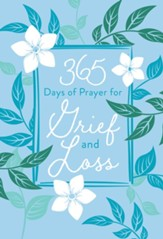 365 Days of Prayer for Grief & Loss - eBook