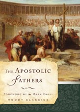 The Apostolic Fathers - eBook