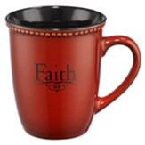 My Faith and Hope Are in God Mug