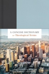 A Concise Dictionary of Theological Terms - eBook