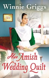 Her Amish Wedding Quilt - eBook