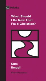 What Should I Do Now That I'm a Christian? - eBook