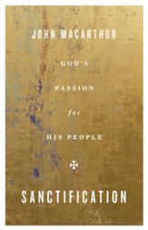 Sanctification: God's Passion for His People - eBook