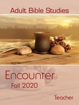 Adult Bible Studies Fall 2020 Teacher: Encounter - eBook
