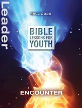 Bible Lessons for Youth Fall 2020 Leader: Encounter - eBook