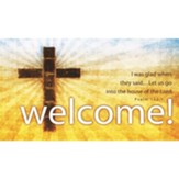 Pew Card - Welcome, 50