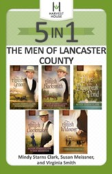 The Men of Lancaster County 5-in-1 - eBook