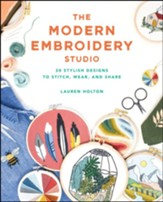 The Modern Embroidery Studio - eBook