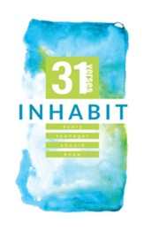Inhabit: 31 Verses Every Teenager Should Know - eBook