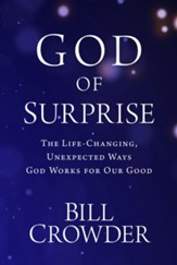 God of Surprise: The Life-Changing, Unexpected Ways God Works for Our Good - eBook
