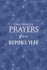 One-Minute Prayers for a Woman's Year - eBook