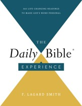 The Daily Bible Experience: 365 Life-Changing Interactive Readings to Make God's Word Personal - eBook