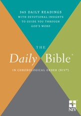 The Daily Bible - In Chronological Order (NIV) - eBook
