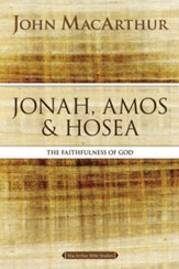 Jonah, Amos, and Hosea: The Faithfulness of God - eBook