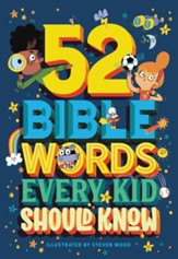 52 Bible Words Every Kid Should Know - eBook