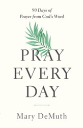 Pray Every Day: 90 Days of Prayer from God's Word - eBook