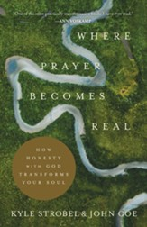 Where Prayer Becomes Real: How Honesty with God Transforms Your Soul - eBook