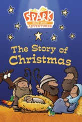Spark Story Bible Adventures: The Story of Christmas [Streaming Video Rental]