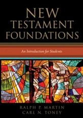 New Testament Foundations: An Introduction for Students - eBook